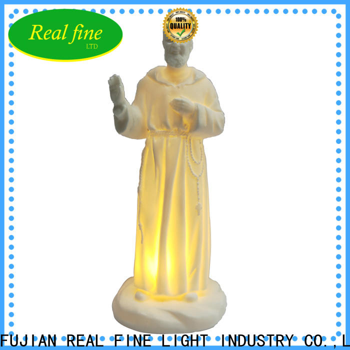 Real Fine saint statues for sale for garden