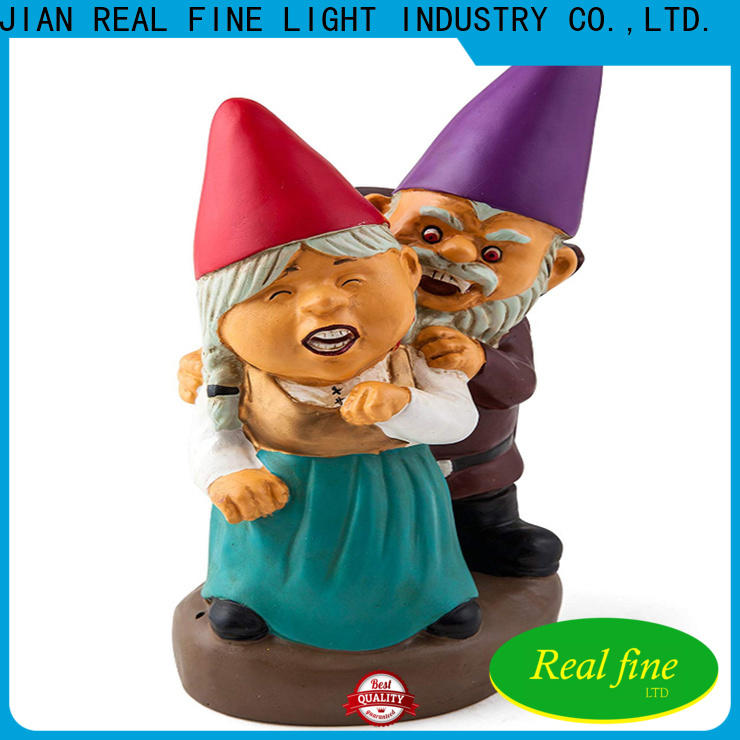 Real Fine personalised garden gnomes supply for office