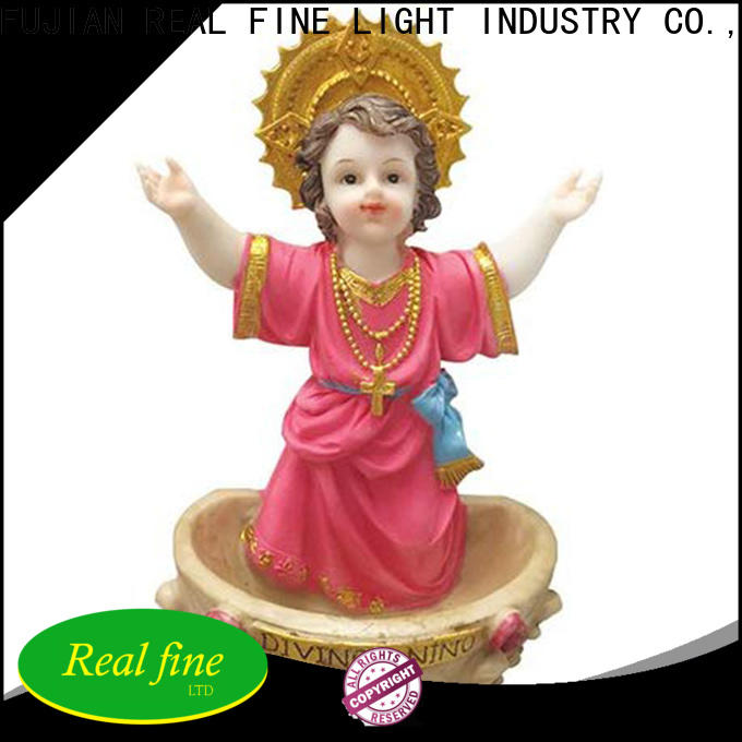 Real Fine customized Religious Figurines great design for gifts