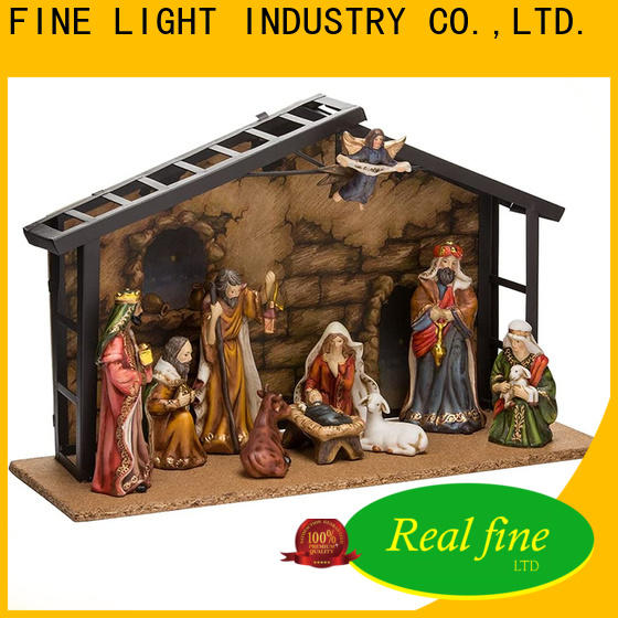 good quality Nativity Figurine design for gifts