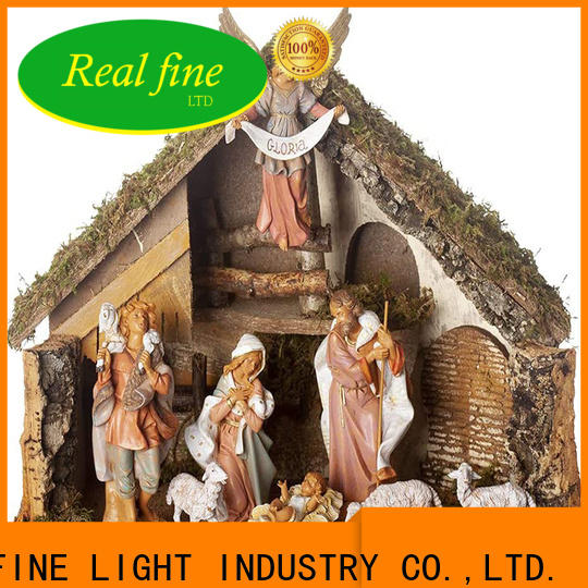 Real Fine standard Nativity Figurine online for wedding
