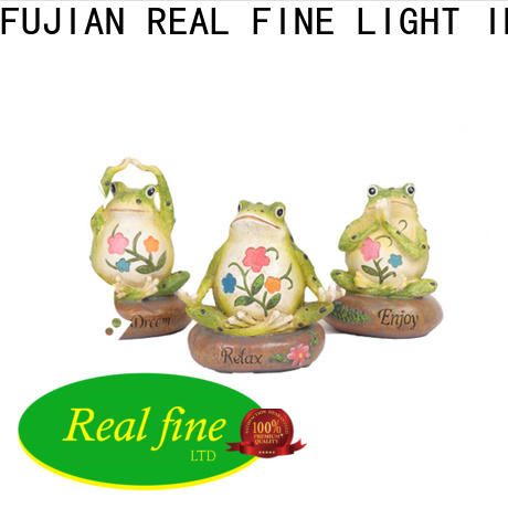 Real Fine lawn figurines factory for garden
