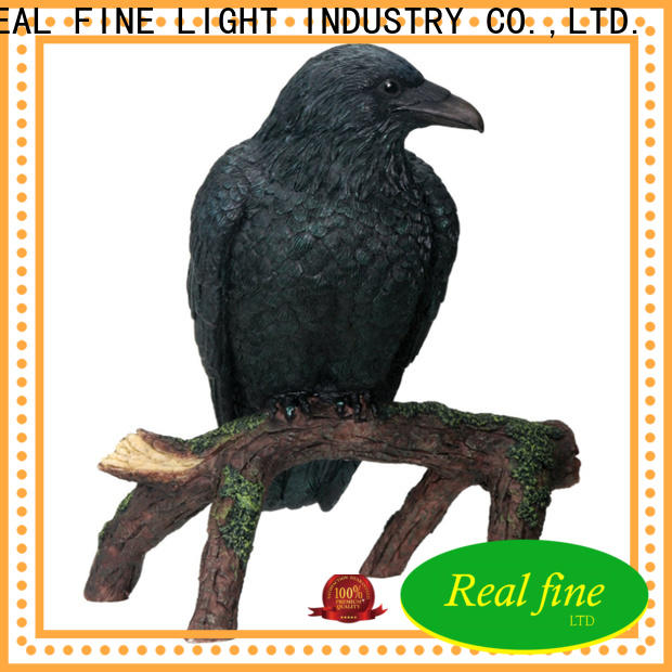 Real Fine customized resin figures factory for garden