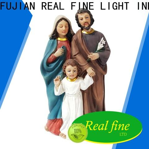 Real Fine popular cheap figurines wholesale for gifts