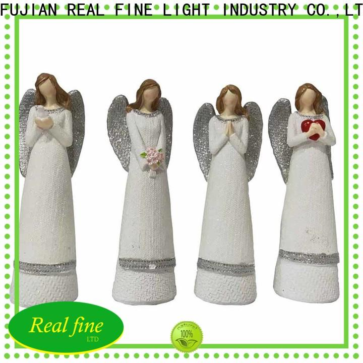 beautiful christmas angel figurines supply for church
