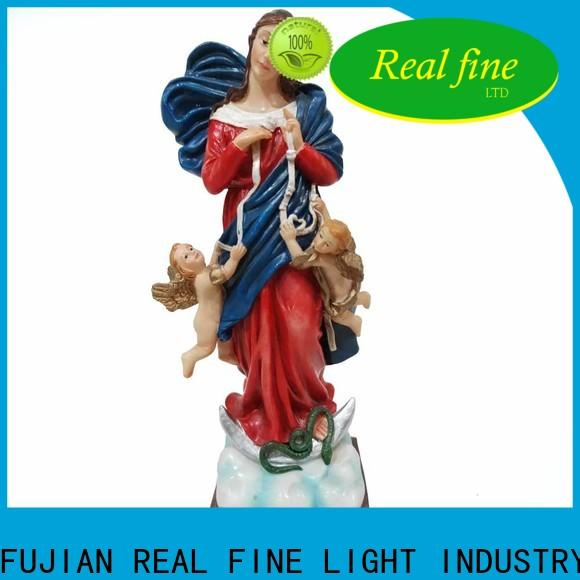 Real Fine polyresin figurine wholesale