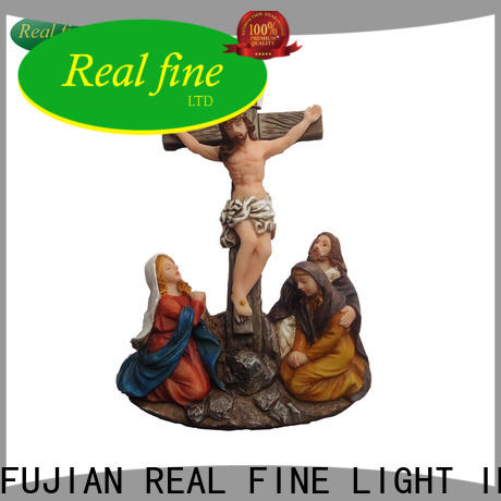 Real Fine customized resin figurines wholesale for gifts