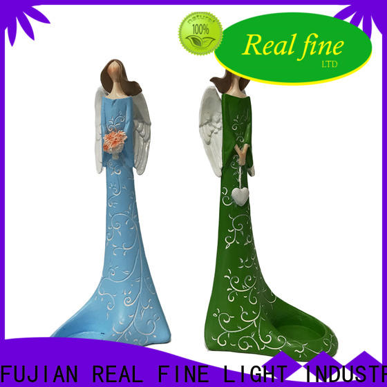 Real Fine resin figurines on sale for office