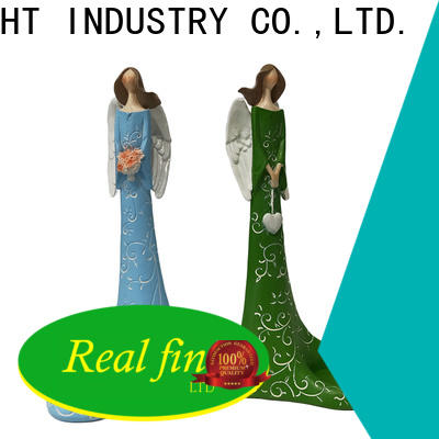 Real Fine standard custom figurines for decoration for office