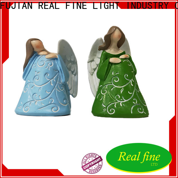 Real Fine polyresin figurines for decoration for garden