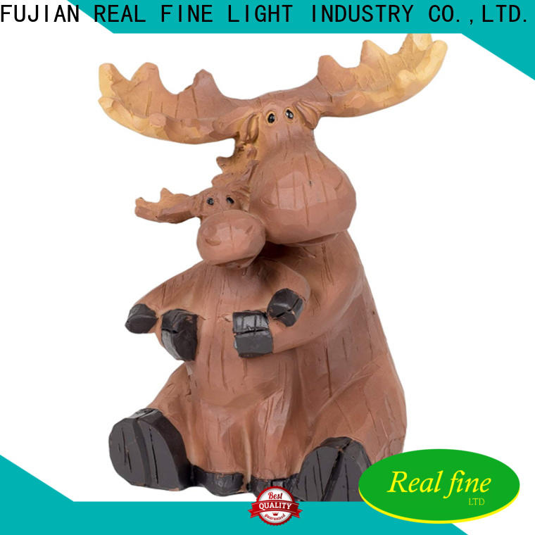 simple Home decor figurine wholesale for bookstore