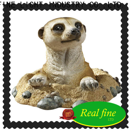 Real Fine exquisite yard figurines for sale for office