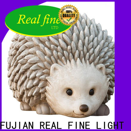 Real Fine colorful outdoor figurines for decoration for office