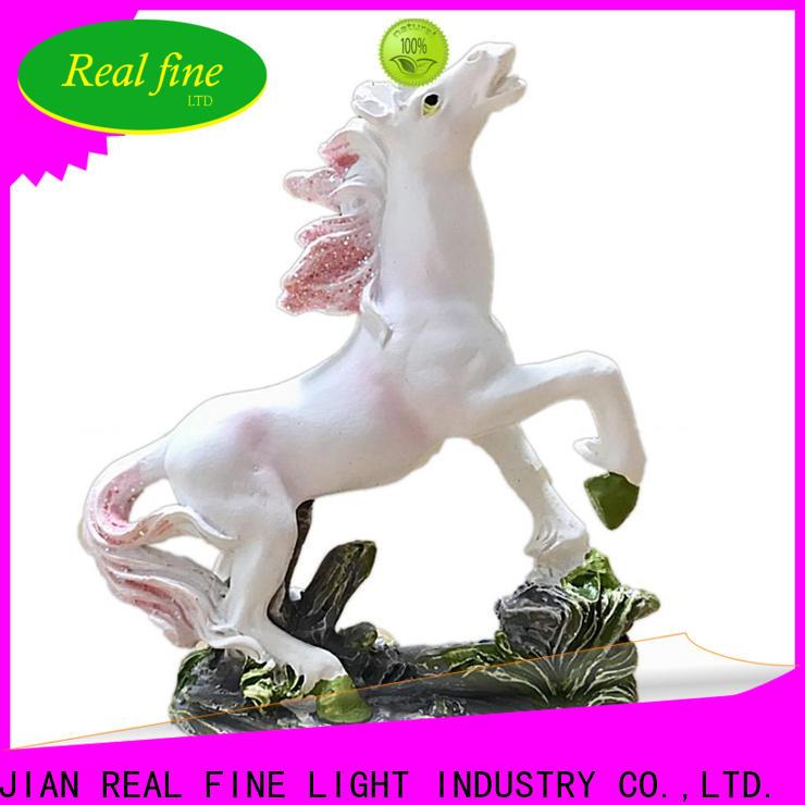 Real Fine simple figurine supplier for bookstore