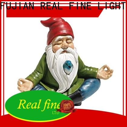 Real Fine outdoor figurines factory for office