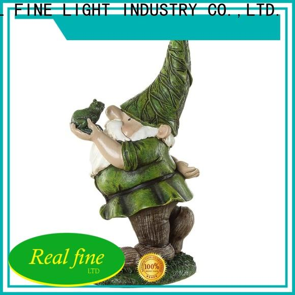 Real Fine customized lawn figurines factory for home