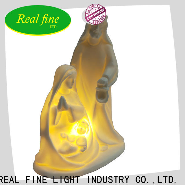 Real Fine exquisite saint statues menufacturer for yard
