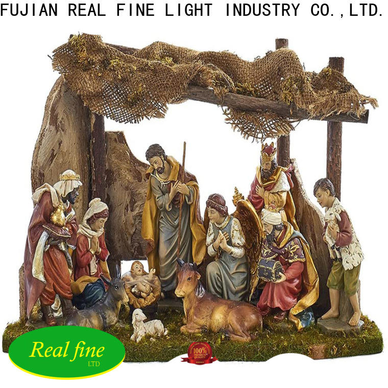 exquisite Nativity Figurine manufacturer for home