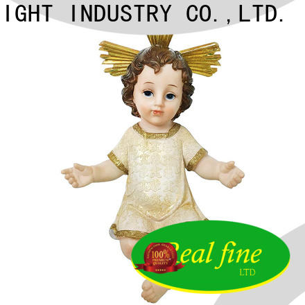 Real Fine popular resin craft wholesale for home