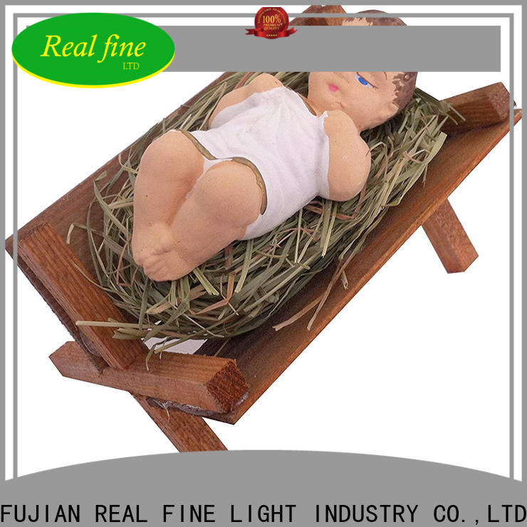 Real Fine polyresin figurines wholesale for church
