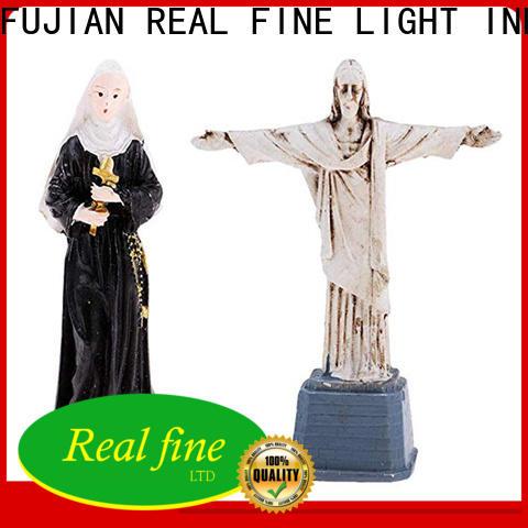exquisite decor figurine wholesale for church