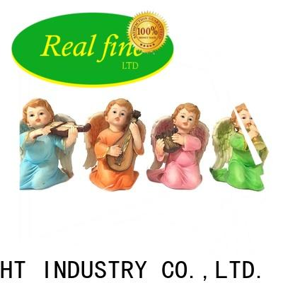 customized angel figurines collectible supply for office