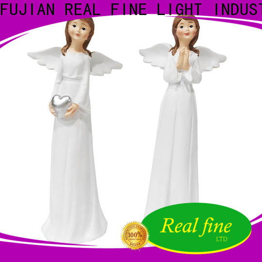 beautiful guardian angel figurines supply for church