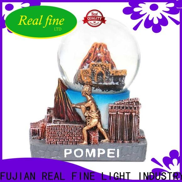 Real Fine resin crafts supply for shop