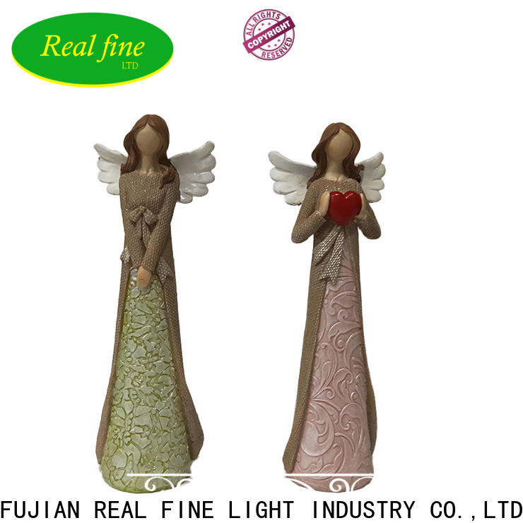 Real Fine resin figures high quality for garden