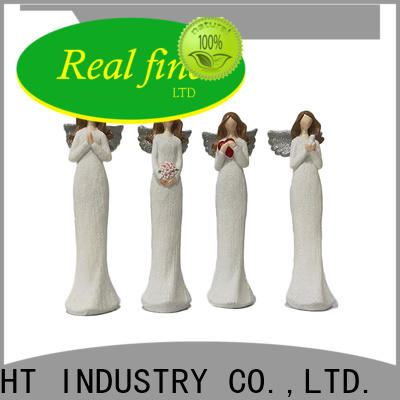 Real Fine resin figures supply for home