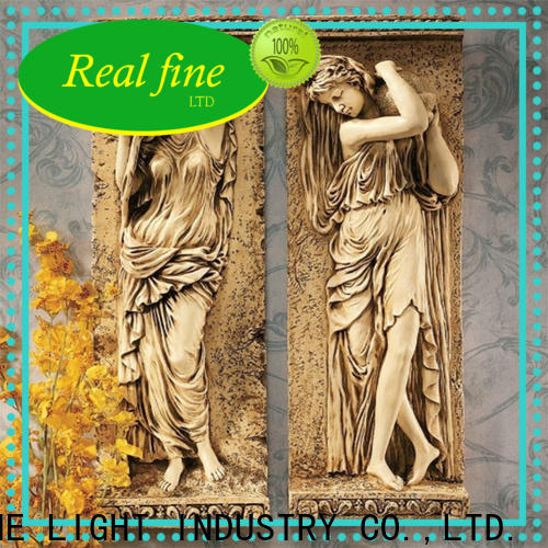 Real Fine custom figurine wholesale for library