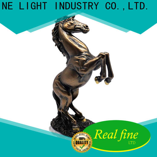 Real Fine good quality Home decor figurine promotion for home