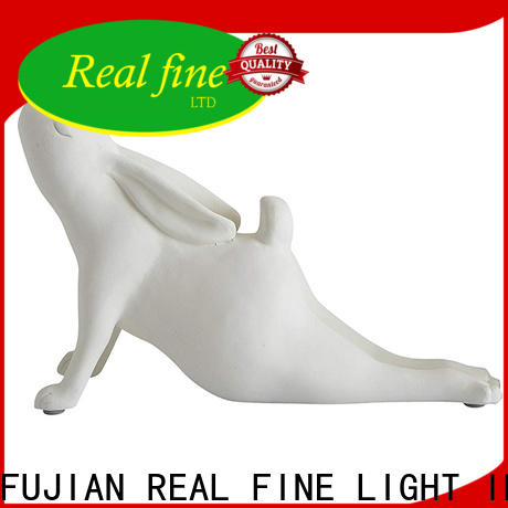 Real Fine customized lawn figurines for decoration for home
