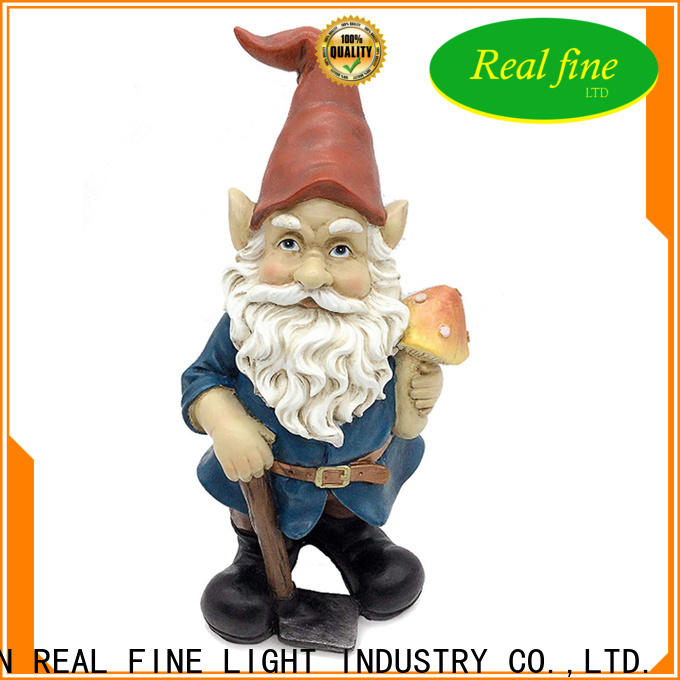 colorful polyresin figurines supply for park