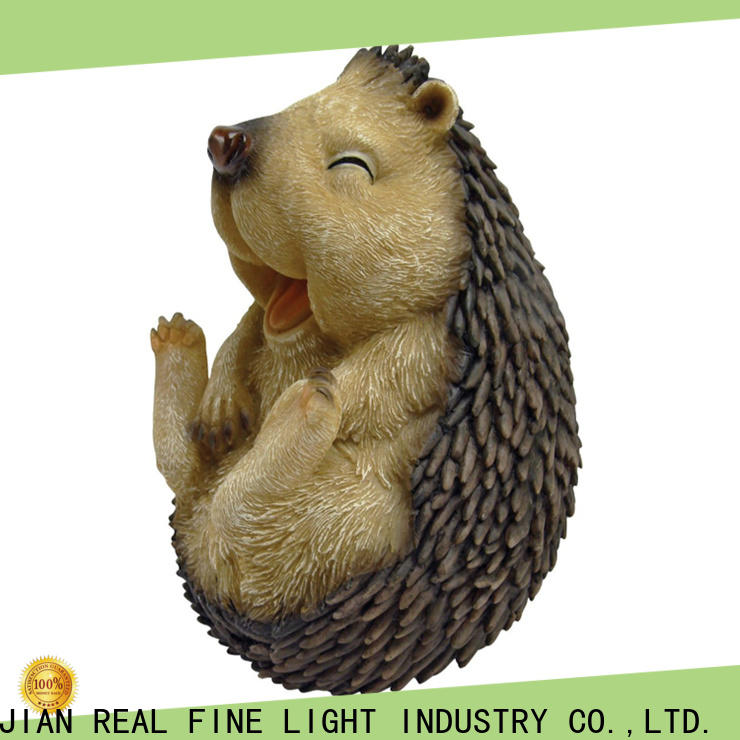 Real Fine handcraft polyresin crafts factory for garden