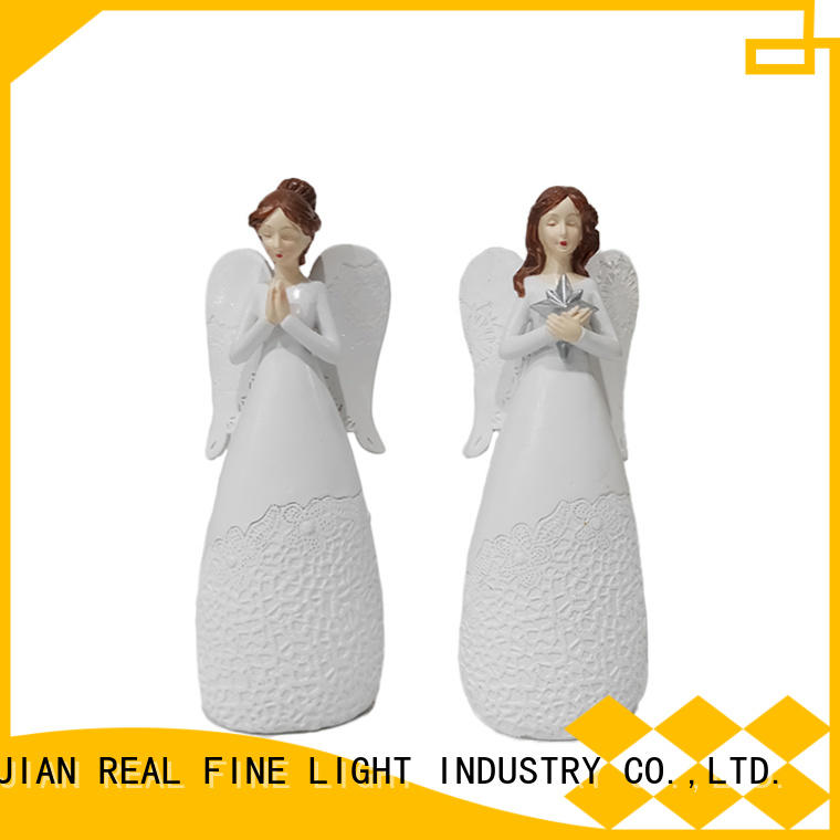garden polyresin figurines deco for garden Real Fine