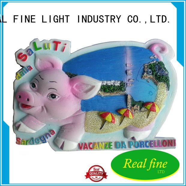 Real Fine beautiful fridge magnet manufacturer for home
