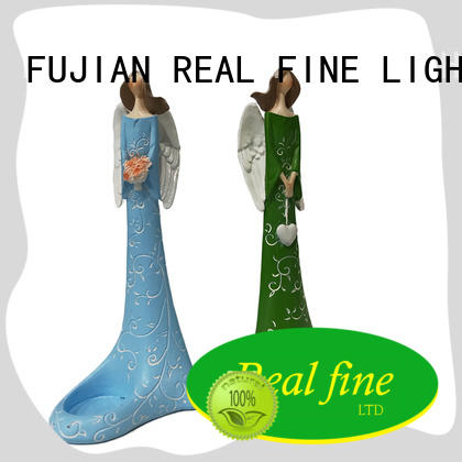 Real Fine angel figurines high quality for home