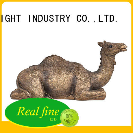 Real Fine statue resin crafts supply for garden