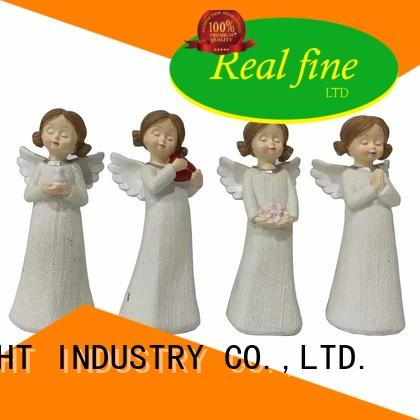 Real Fine standard angel figurines high quality for home