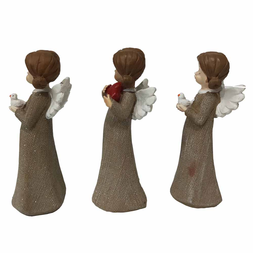Real Fine beautiful angel figurines collectible for decoration for garden-2
