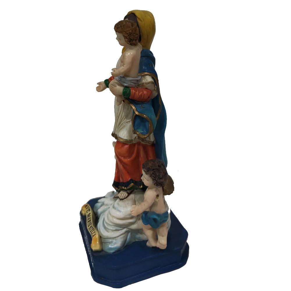 wholesale figurines and statues santa maria della stella terlizzi polyresin figurine