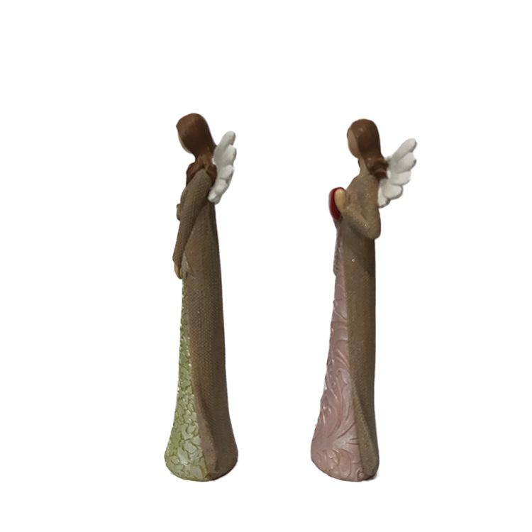 Real Fine resin figures high quality for garden-2