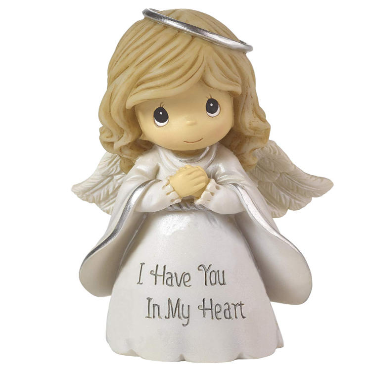 Resin angel wing figurine statue girl for sale