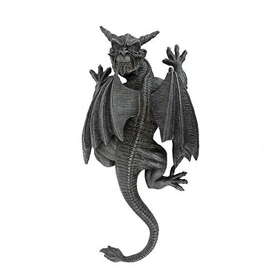 Resin gargoyle statue figurine resin wall decor