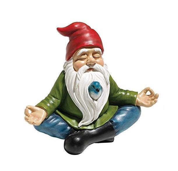 Garden christmas Gnome Statue resin material