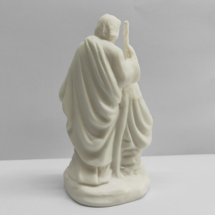 Ceramic Holy Family Illuminated Figurine