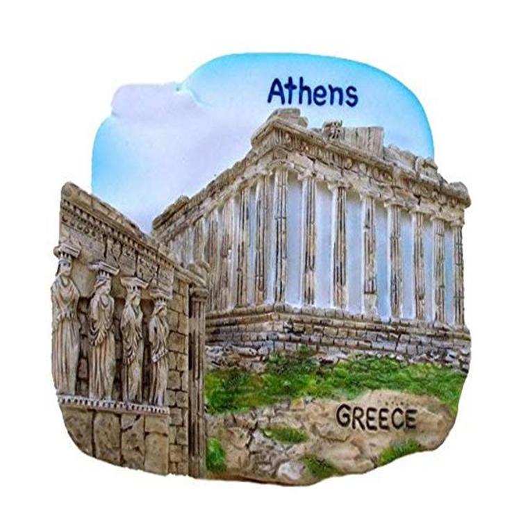 Greece Souvenir Magnet Athens Souvenir Fridge Magnet