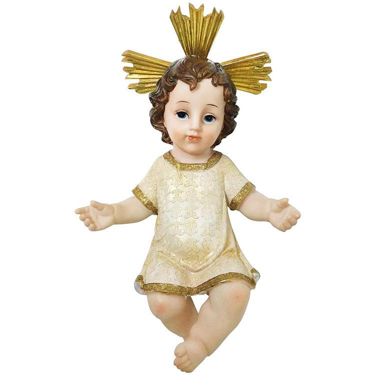 Baby Jesus Figurine Statue Christmas Church Gift 6 Inch Figurine Nino Nativity Statue