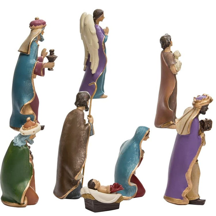 Real Fine professional Nativity Figurine online for church-2